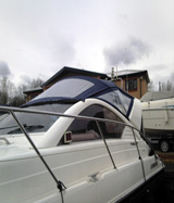 Full Canopy Boat Cover